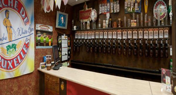 Бизнес идея: магазин разливного пива