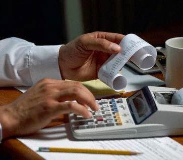 Ведение учета доходов и расходов