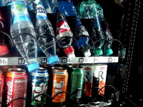 Вендинговые автоматы с напитками